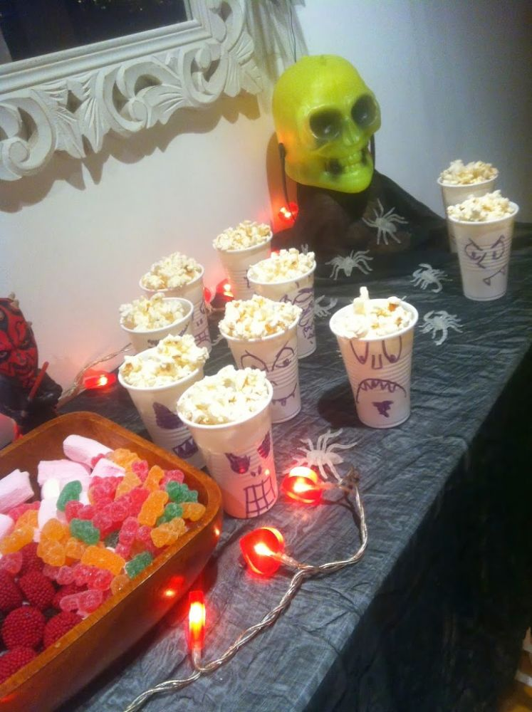 Ideas para decorar Halloween con tus hijos