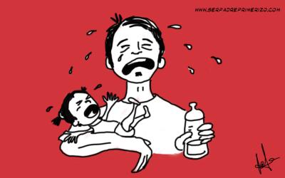 ¿Por qué lloran tanto los bebés?