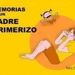 """Dibujando la portada de """"Memorias de un padre primerizo"""""""