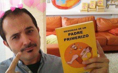 Memorias de un padre primerizo… ¡ya a la venta!