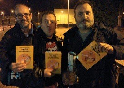 Paco Pepe, Jose Luis y Juan