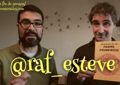 Oscar y Javier de YOS Contenidos