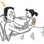 Mitos terroríficos sobre la fiebre
