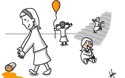 ¿ Cuando empiezan a socializar los niños ? Niños amigos