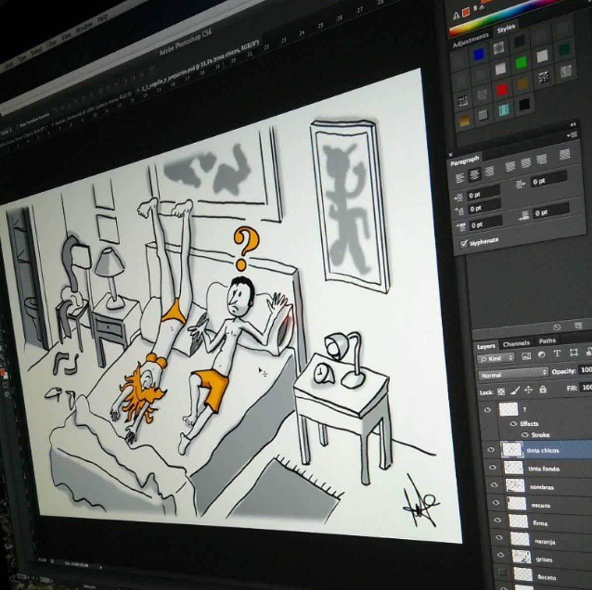 Dibujando el sistema copulator