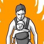 Los momentos de bajón y los ataques de ansiedad en padres primerizos