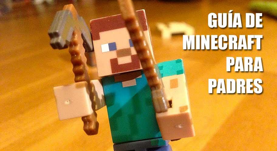 Guía de Minecraft para padres primerizos