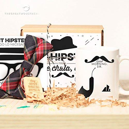 Kit regalo para padres hipsters