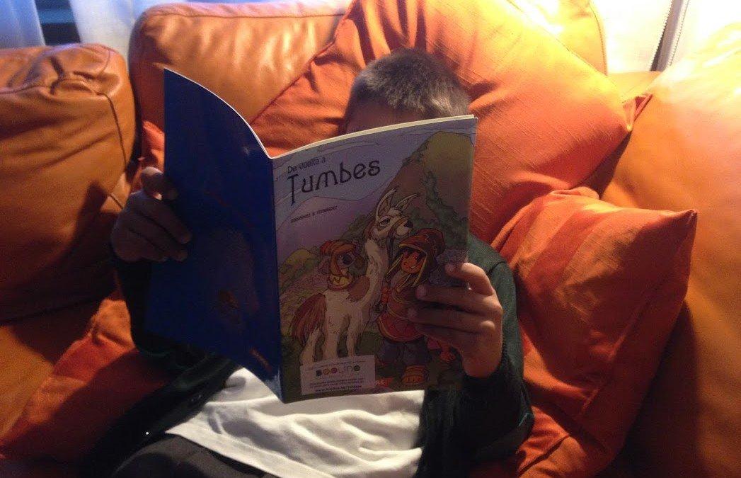 El cómic para fomentar la lectura