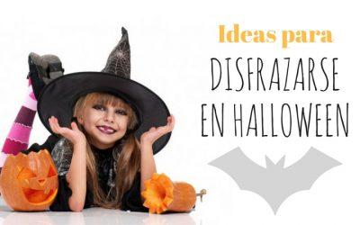 Ideas para los disfraces de Halloween