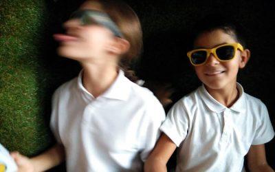 Mis gafas de sol… bueno, las tuyas!