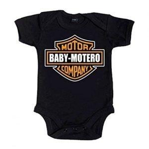 Body para bebés MOTEROS