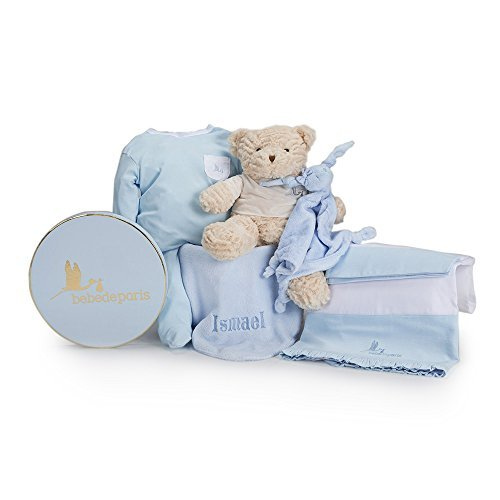 """Caja regalo bebé personalizado """"Mi Sueño"""""""