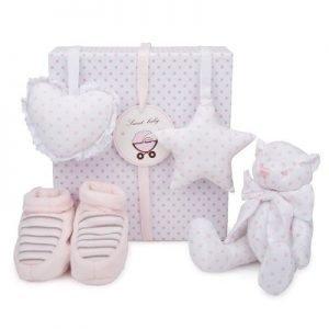 Tierno set regalo recién nacido
