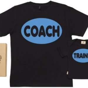"""Juego de camisetas para padres """" Coach & Trainee"""""""