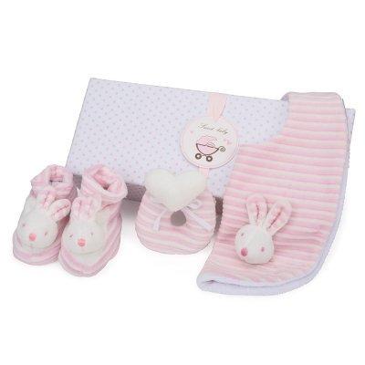 Suave Set de Regalo para bebés muy tiernos