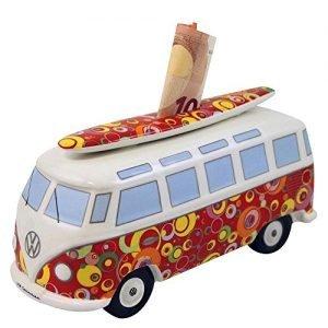 "Hucha para grandes viajes en familia ""Bus Samba"""