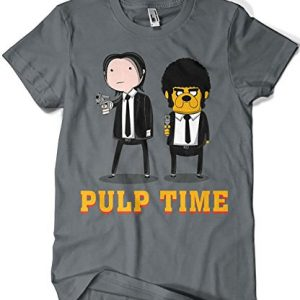 Camiseta FINN y JAKE - Pulp-Time