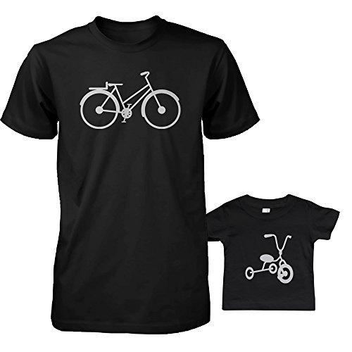 Conjunto camisetas para familias deportistas