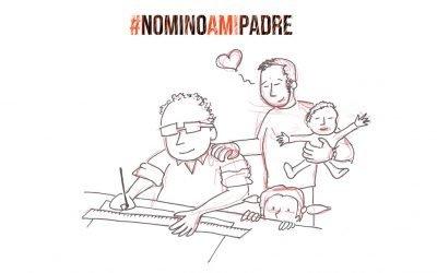 Nomino a mi padre #DiaDelPadre
