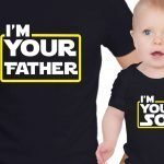 kit camisetas padre e hijo