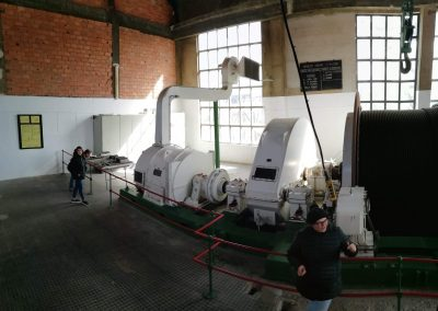 Visita con niños al museo minero de Andorra